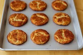 Low Carb Coconut Flour Snickerdoodles2