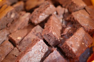 low carb, gluten free, brownies