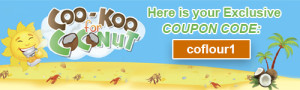 Cookoo Coconut Flour Coupon Code