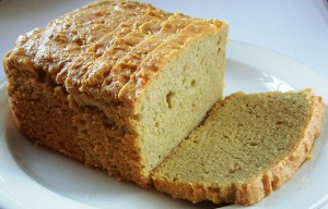 Gluten Free Bread Cinnamon Flavored