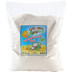 sale for coconut flour on Amazon