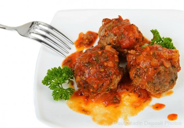 Gluten Free Coconut Chicken Parmesan Meatballs