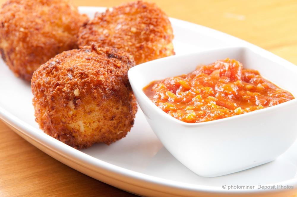 Gluten Free Bocconci Mozzarella Cheese Balls