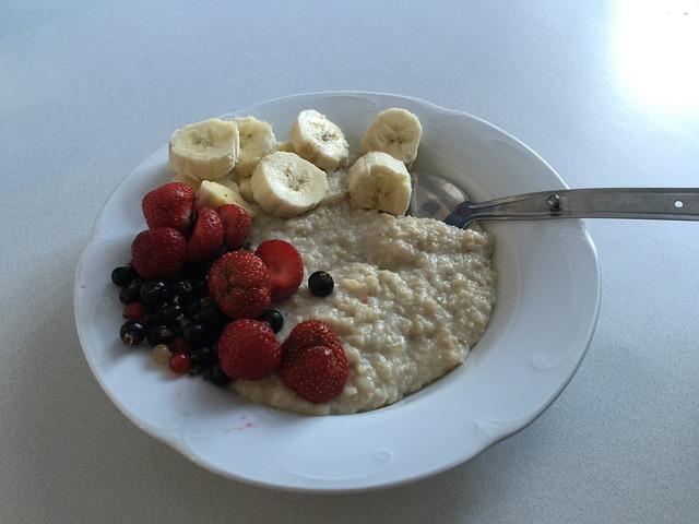 Banana Porridge using Coconut Flour