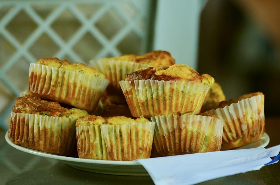 Poppy Seed Muffins (Grain Free, Gluten Free, Dairy Free)