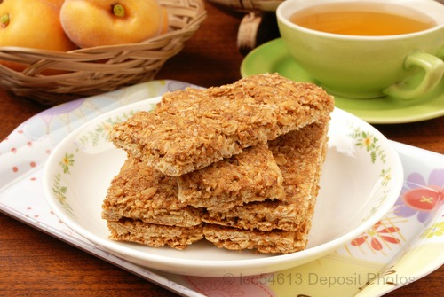 Gluten Free Coconut Crackers