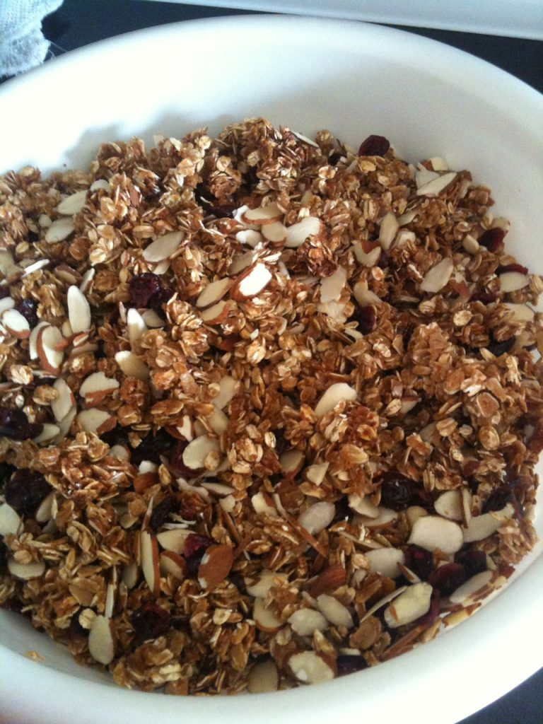 try some paleo granola