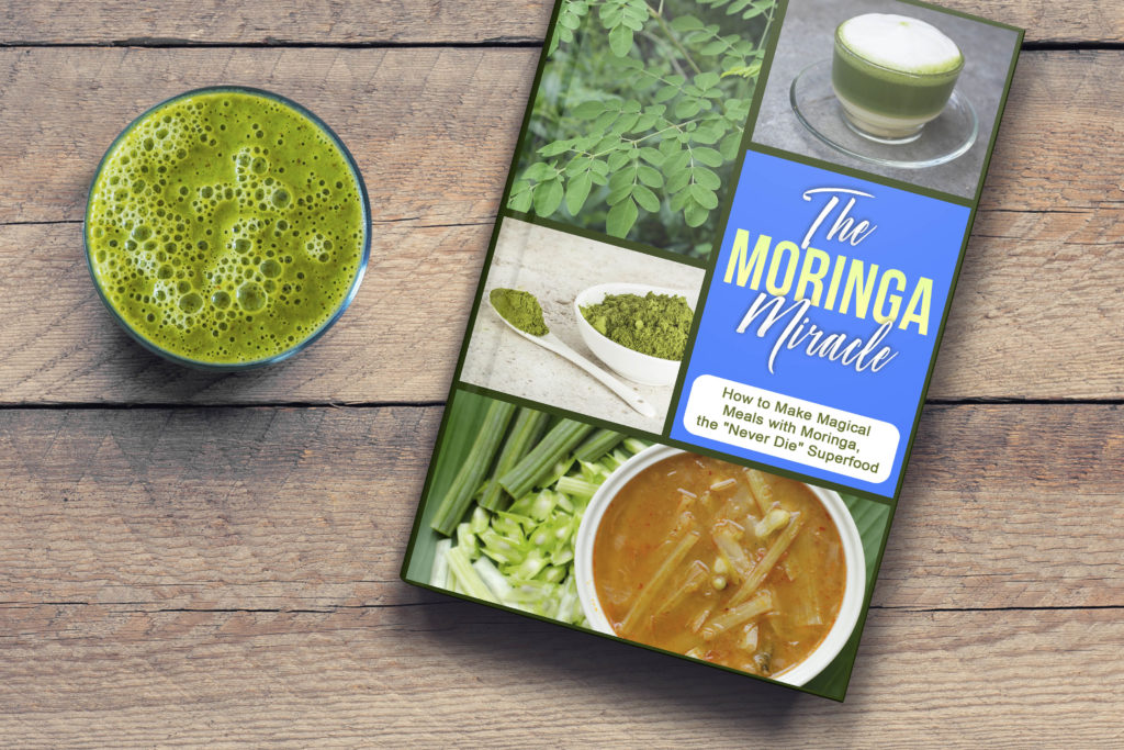 Free Ebook of Moringa Recipes FOR HEALTH AND WEIGHT LOSS